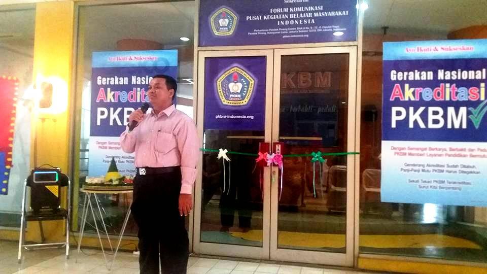 Gerakan akreditasi Nasional Forum PKBM PNFI