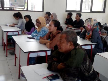 Pusat Kegiatan Masyarakat Tangsel Banten