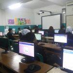 UNBK Paket C PKBM Bina Insan Kamil 2017-2018 di SMP Muhammadiyah serpong (13)