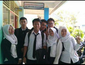UNBK Paket C PKBM Bina Insan Kamil 2017-2018 di SMP Muhammadiyah serpong (18)