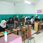 UNBK Paket C PKBM Bina Insan Kamil 2017-2018 di SMP Muhammadiyah serpong (3)