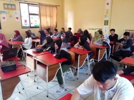 siswa baru pendidikan kesetaraan paket a, paket b, paket c pkbm tangsel