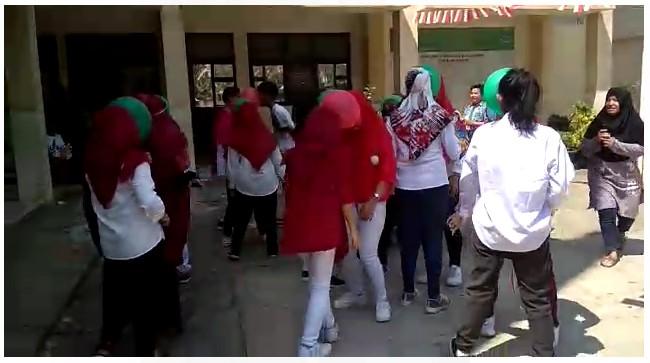keseruan lomba 17an PKBM Bina Insan Kamil