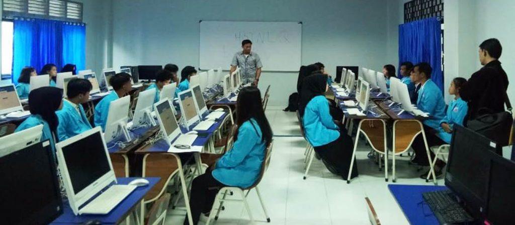 Pendaftaran siswa baru tahun ajaran 2020-2021